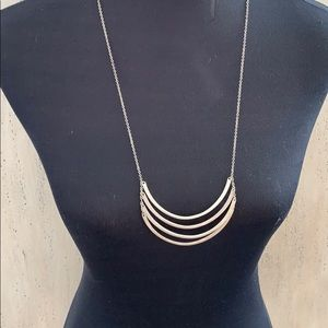 """15"""" pewter necklace"""